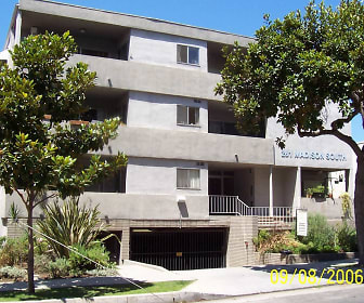 Madison South Apartments, California Institute of Technology, CA