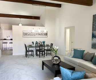 Living Room, Imperial Village Apartments