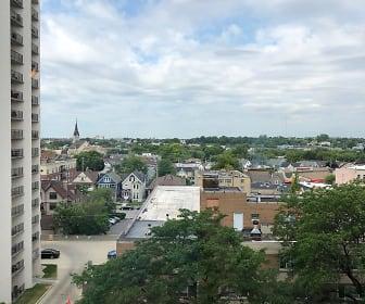 Prospect Heights, Golda Meir School, Milwaukee, WI