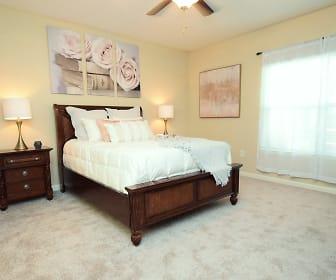 Bedroom, Highlands of Grand Pointe