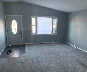 Living Room, 1315 Esmond dr