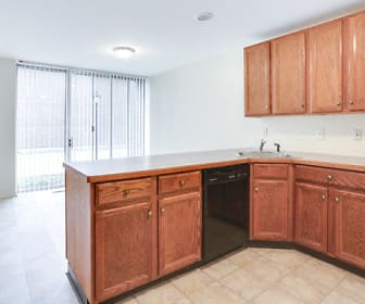 Eat-In Kitchen - Appliances Included, Amherst Manor Apartments