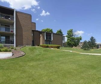 Park Plaza Apartments, Whispering Hills, Milwaukee, WI