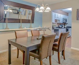 Dining Room, Azalea Park at Sandy Springs