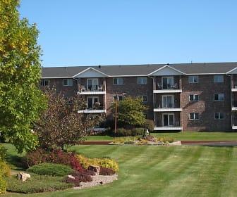 Building, Tourville Apartments
