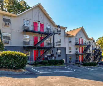 Rio at Lenox Apartments, Pine Hills, Atlanta, GA