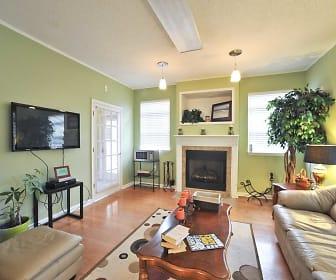 Living Room, Princeton Terrace