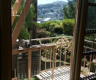 925 Fell Street #3, Lower Haight, San Francisco, CA