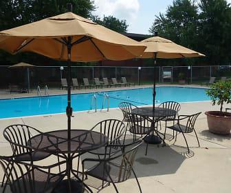 Pool, Riverwood Apartments