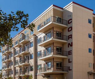 Building, Cornell Street Apartments