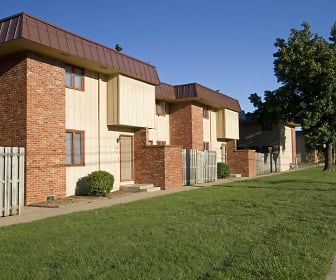 Dryden Place Townhomes, Wilder Elementary School, Springfield, MO