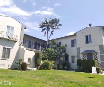 1138-1144 S. Bronson Ave., Pio Pico Middle School, Los Angeles, CA