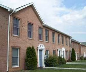 Building, Fountainview Apartments & Townhomes