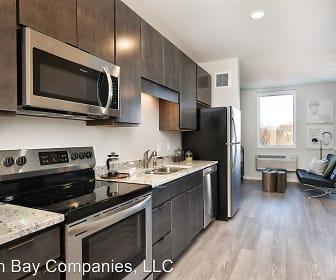 Kitchen, Henley Apartments