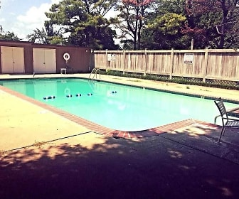 Country Club Apartments, Shelby, MS