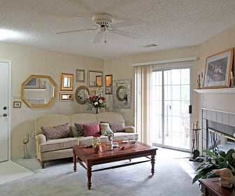 Living Room, The Woodhawk Club