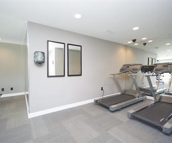 Fitness Weight Room, Axiom