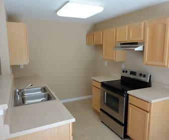Kitchen, 7605 Kissane Drive