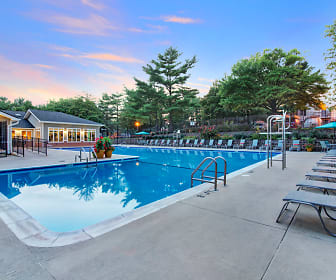 Pool, The Hamptons at Town Center