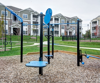 Playground, Oasis at Montclair