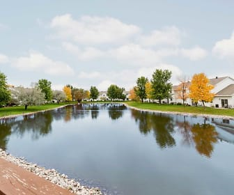 Tucker Pointe Townhomes, Bluemont Lakes, Fargo, ND