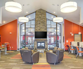 Fitness Weight Room, The Social West Ames-Station