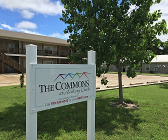 Community Signage, Commons at Hickory Creek