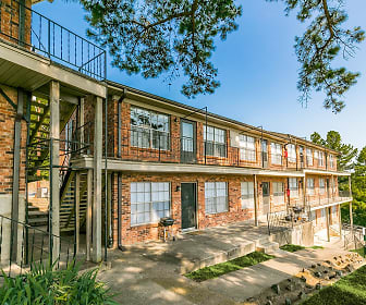 Holcombe Heights Apartments, E Stem Public Charter High School, Little Rock, AR
