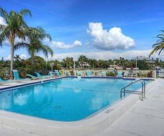 Pool, Sand Cove Rental Apartments
