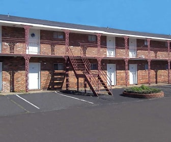 Building, Southwind Apartments
