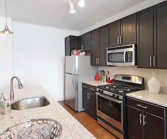 Kitchen, East Side Flats