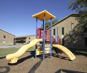 Playground, Woodside Apartments