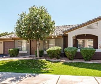 Building, Desert Sage Luxury Homes
