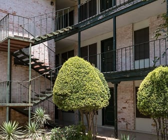 Su Casa Apartments, Lee Elementary School, Austin, TX