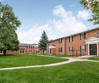 Carriage House East Apartments of Indianapolis, 46235, IN