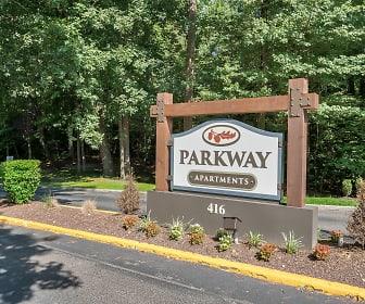Parkway Apartments, Berkeley Middle School, Williamsburg, VA