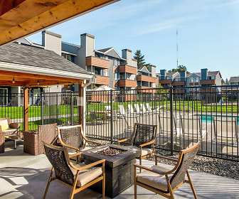 Recreation Area, Northpoint Apartments