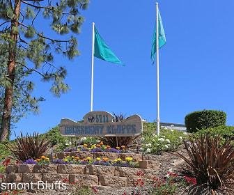 Grossmont Bluffs, El Cajon, CA