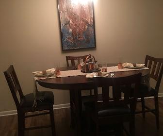 Dining Room, Flint River Apartment Homes