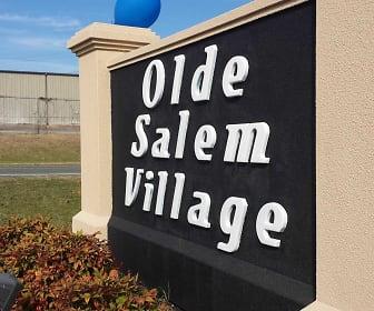 Olde Salem Village, Evangel Christian Academy, Shreveport, LA