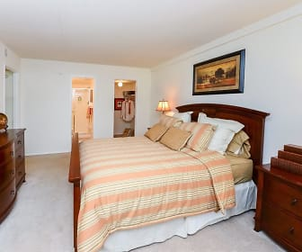 Bedroom, Willowbrook Apartments