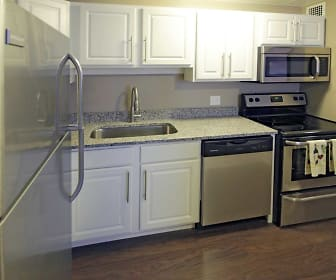 Bancroft Luxury Apartments, Bay City, MI