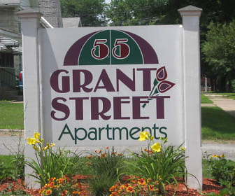 Grant Street, Lake Erie College, OH