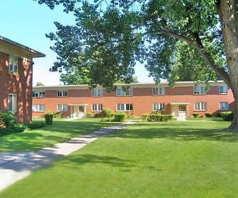Highland Manor Apartments, Genesee Jefferson, Rochester, NY