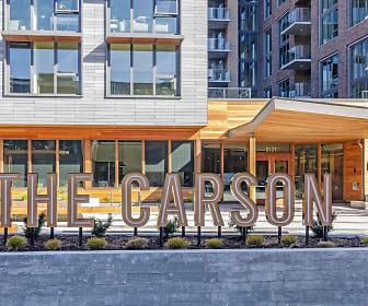 The Carson Apartments, Nob Hill, Portland, OR