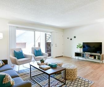 The Hilltop Apartments, Downtown, Santa Cruz, CA
