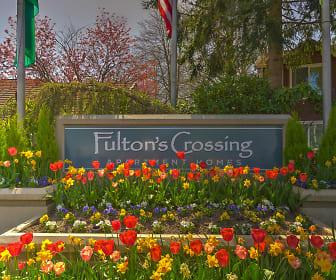 Fulton's Crossing, Explorer Middle School, Everett, WA