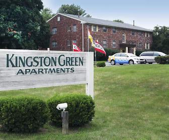 Community Signage, Kingston Green Apartments