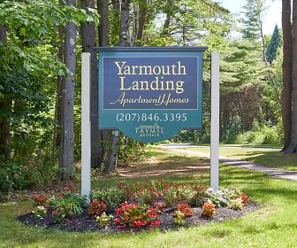 Yarmouth Landing, Lewiston, ME