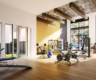 Fitness Weight Room, Savoy